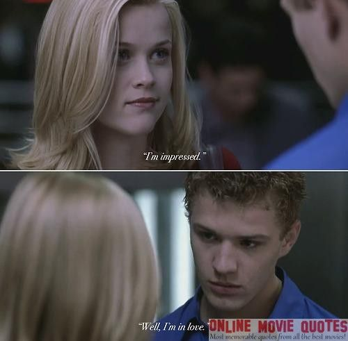 Im In Love Cruel Intentions Movie Quote