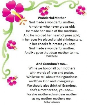 Christian Quotes About Mothers Day Quotesgram