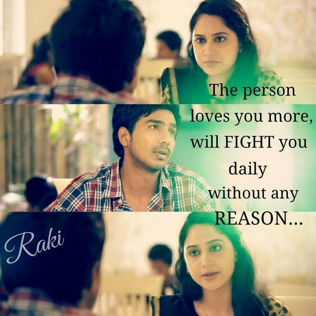 Love Quotes From Tamil Movies Facebook Hover Me