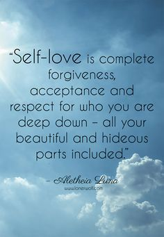 Self Love Runs Deeper Than Just Feeling Good About Yourself