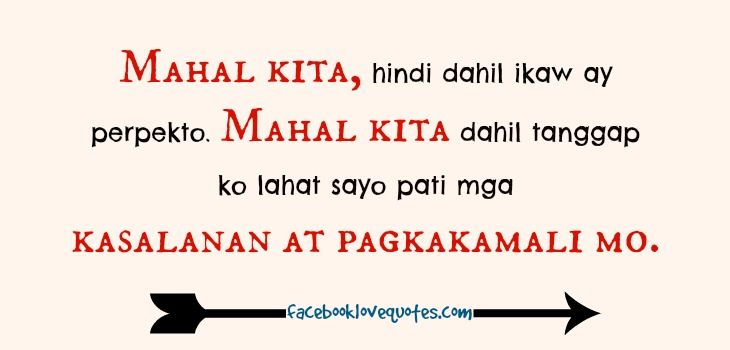 Tagalog Love Quotes Best Nakakakilig Love Quotes
