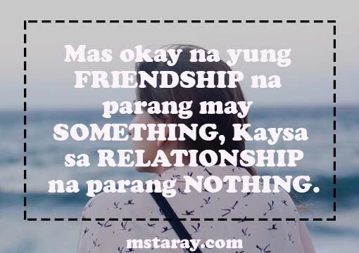 Tagalog Hugot Love Quotes