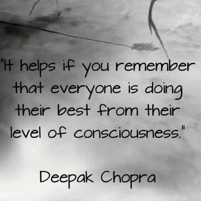 Deepak Chopra Positive Quotes Gra Ude