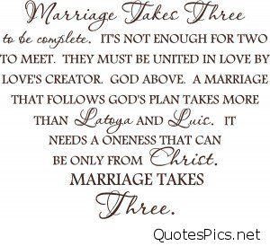 Bible Quotes About Love And Marriage