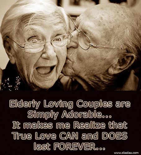 Elderly Loving Couples Are Simply Adorable