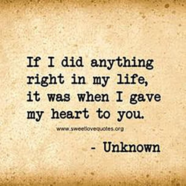 Love Quotes For Him For When You Dont Know What To Say