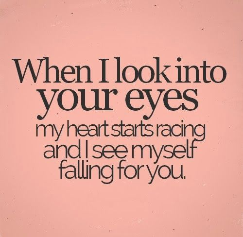 Love Through Your Eyes Quotes Hover Me