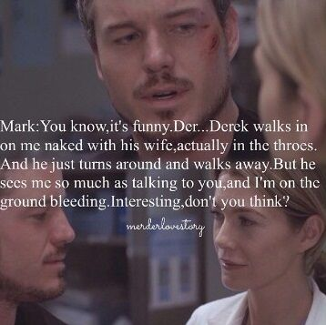 Thats What Most Romantic Thing Ever Seen Find This Pin And More On Greys Anatomy Quotes