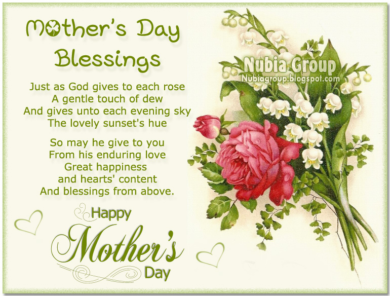Mothers Day Blessing Mothers Day Pinnings Pinterest