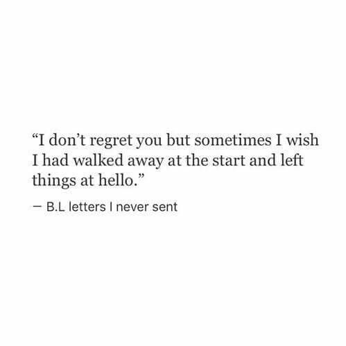 Ahh What I Would Love To Tell An Ex Boyfriend Who Broke My Entire Being
