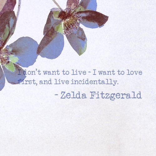 Zelda Fitzgerald Quotes Google Search On Wanelo