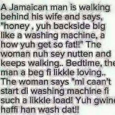 Jamaican Funnies