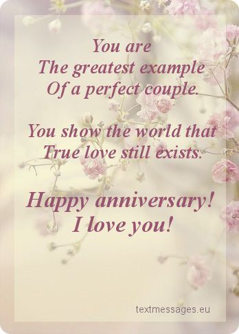Top  Happy Wedding Anniversary Wishes For Parents