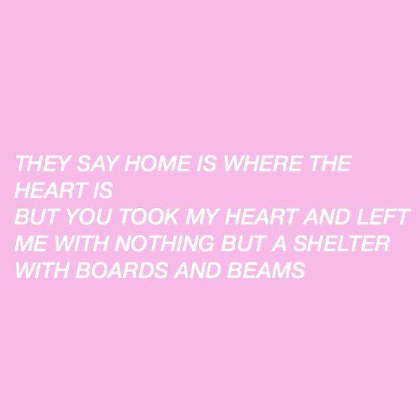 Aesthetic Love Love Quotes Pink Sad Sad Quotes Tumblr