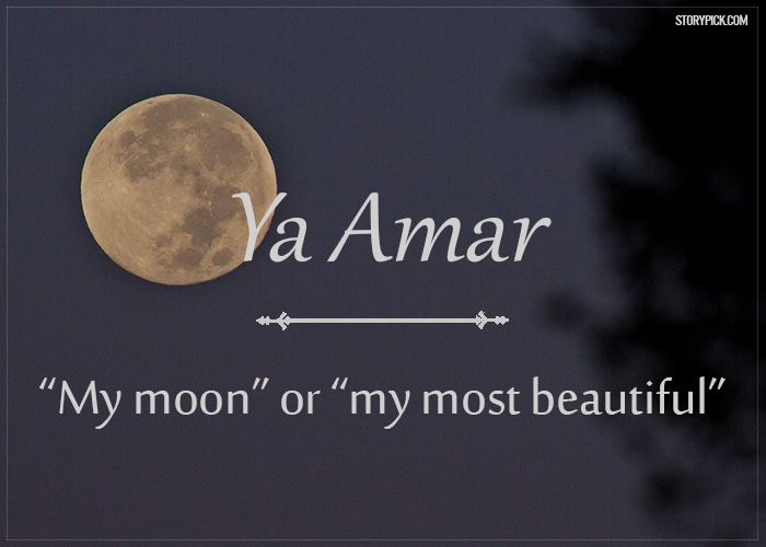 Beautiful Arabic Words Thatll Make You Fall In Love With The Language