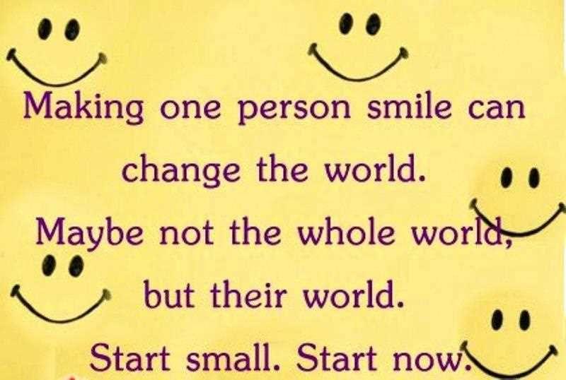 Smile Love Quotes  Ilovequotes Net