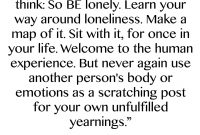 Be Lonely Learn To Overcome Loneliness