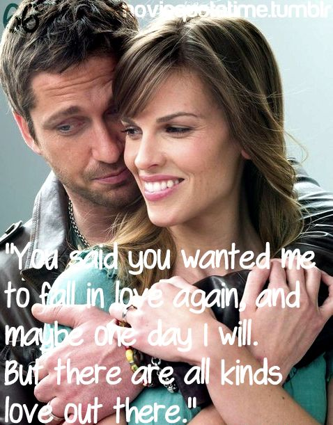 Movie Quote Time  E  A P S I Love You