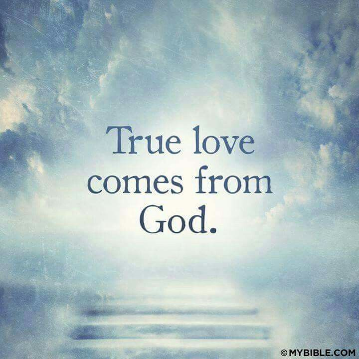 True Love Comes From