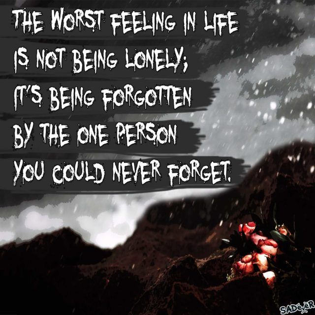 Sad Love Quotes With Images For Him Or Her