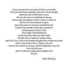 Him On Pinterest Cute I Love You Quotes For Him And Endless Love
