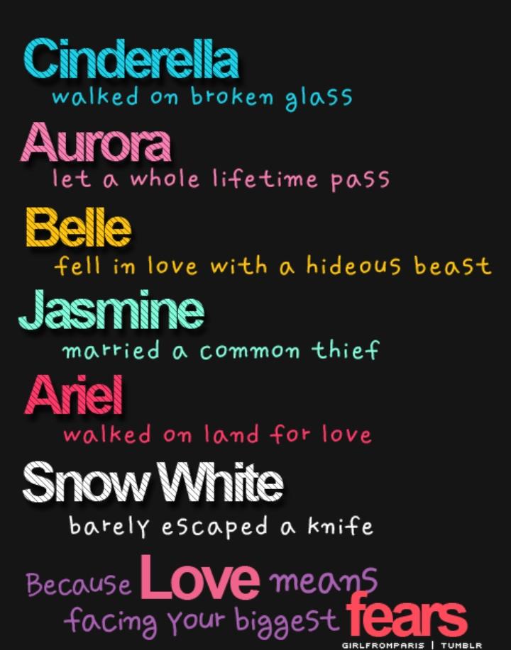 Disney Love Princess Quotes Favim Com  Jpg