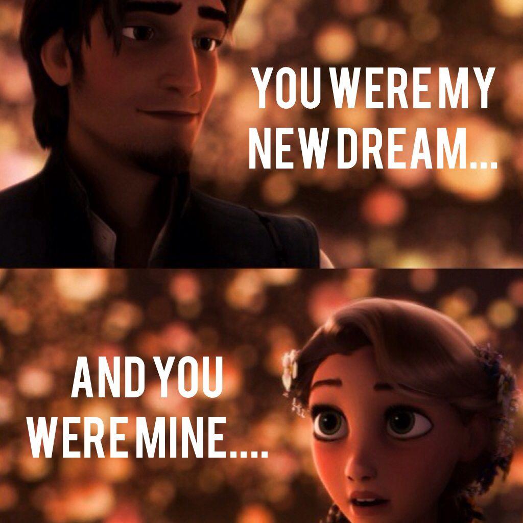 Tangled Quote This Makes Me Cry Love Disney Movies