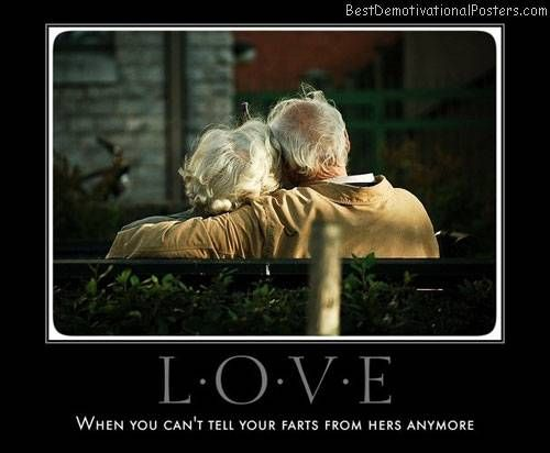 Old Couple In Love Quotes