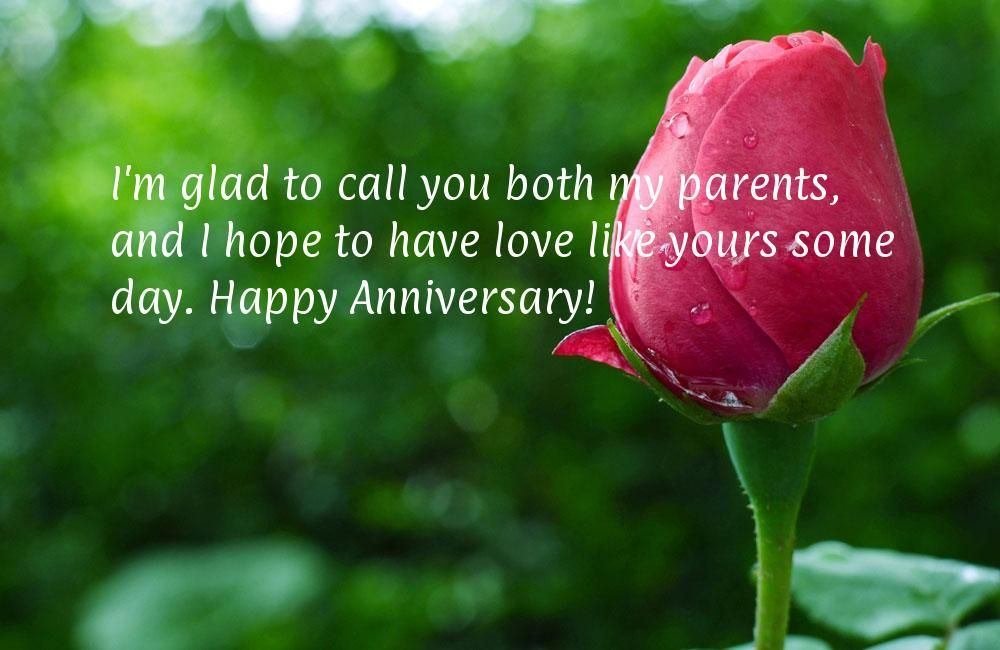 Anniversary Quotes For Parents From Daughter Image Quotes At
