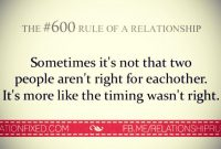 Right Love At The Wrong Time Love Relationships Quotes