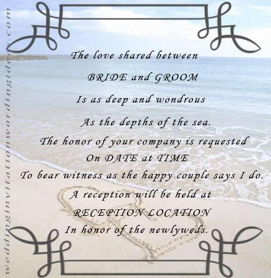 Beach Wedding Quotes Beautiful Seasquotes For Beach Wedding