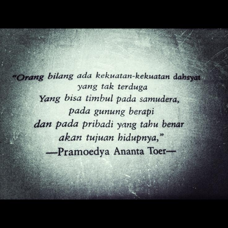 Indonesia Writer Quote
