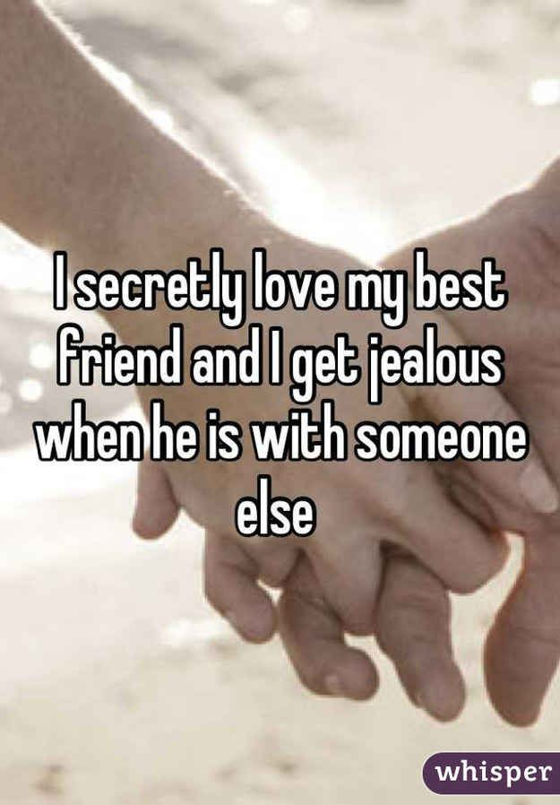 Confessions About Falling In Love With Your Best Friend