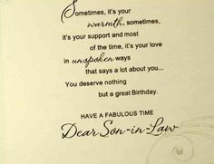 Happy Birthday Wishes For Son In Law Birthday Images Messages And Quotes