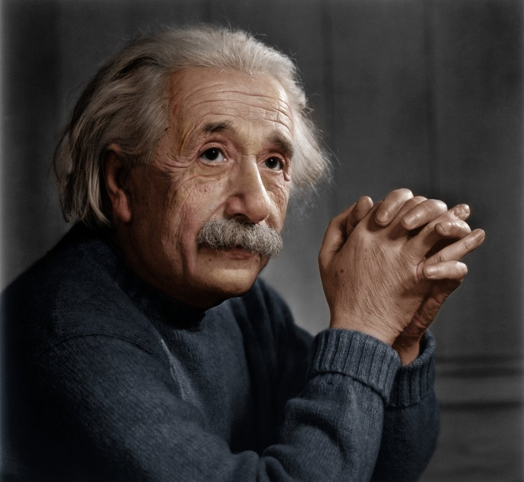 A Letter From Albert Einstein To His Daughter On The Universal Force Of Love