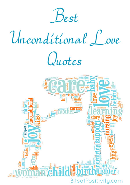 Best Unconditional Love Quotes  Jpg