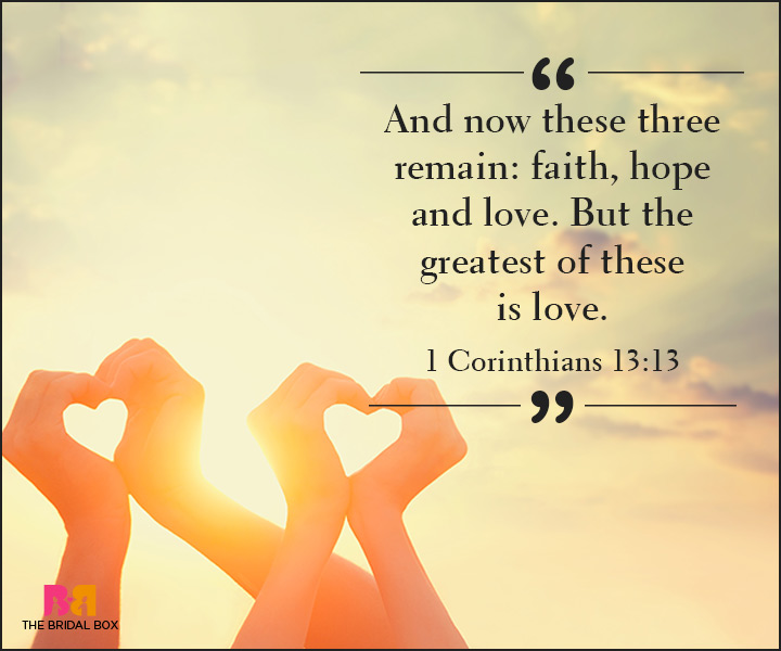 Corinthians Love Quotes Amusing  Divinely Meaningful Bible Quotes On Love