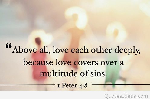 Christian Quote About Love