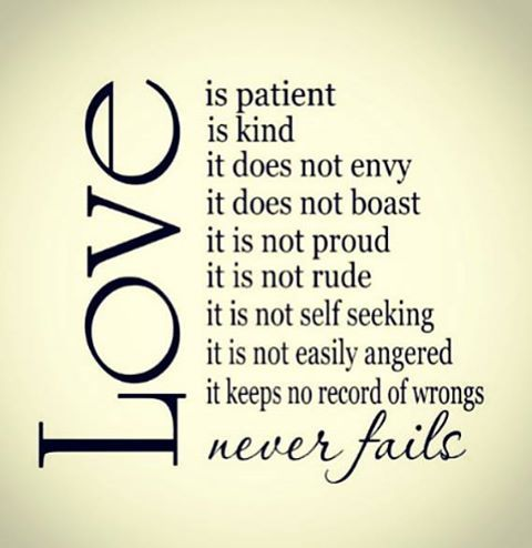 Love Is Quote From Bible Endearing Corinthians Love Quotes  Quotesbae