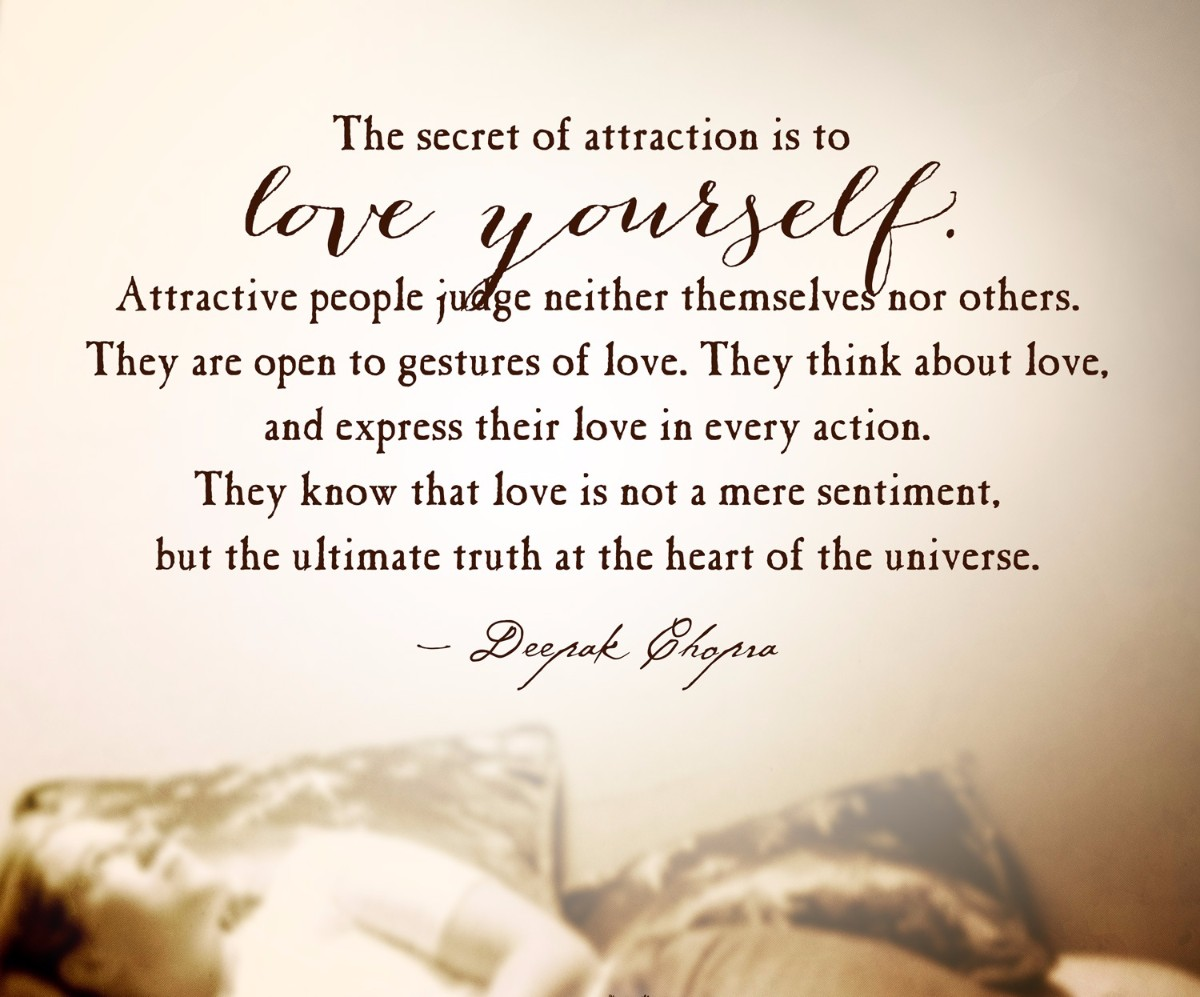 Deepak Chopra Quotes On Love