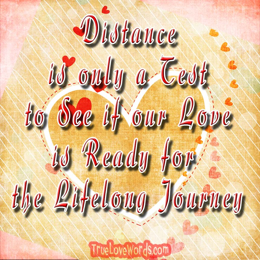 Long Distance Relationship Love Quotes For Him