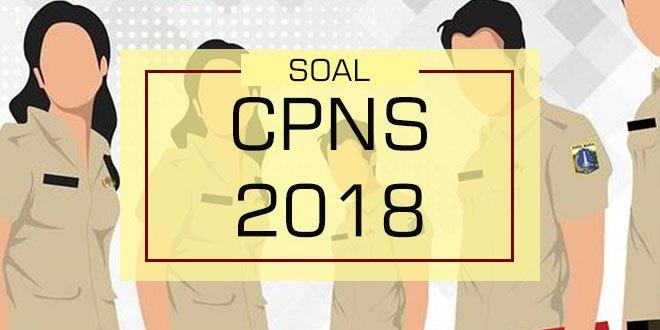 Download 8 Contoh Soal Contoh Soal CPNS 2018! Ini Link Download Contoh Soalnya MENPAN-RB