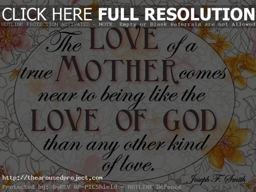 Famous Mothers Day Quotes Inspirational