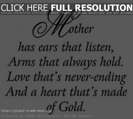 Famous Mothers Day Quotes Religious