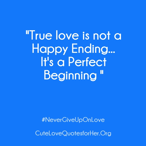 Giving Up Hope On Love Quotes