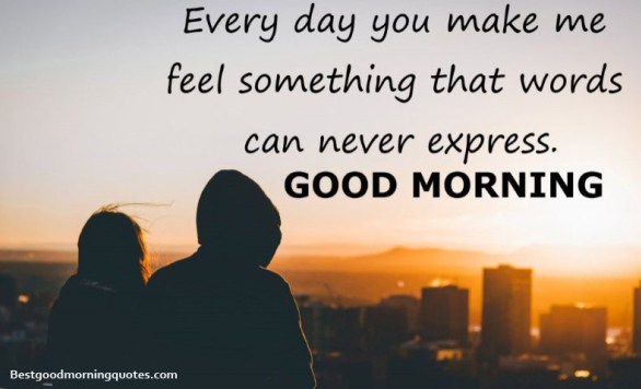 Romantic And Popular Good Morning Quotes For Her Love