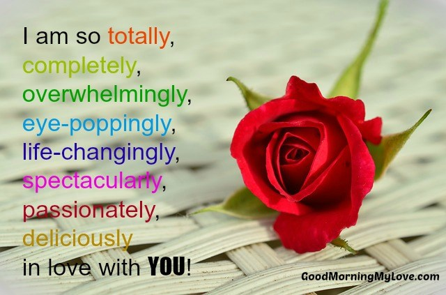 Love Quote Good Morning Hover Me
