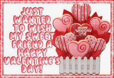 Happy Valentines Day My Friends Happy Valentines Day My Friends Love Inspiration