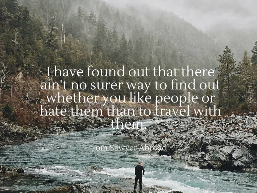 Mark Twain Quotes  Witty Travel Quotesmark Twain The Russian Abroad