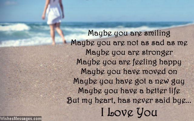 I Still Love You Quote For Ex Girlfriend